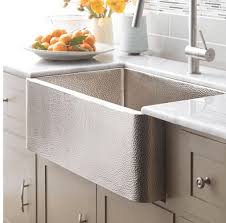 native trails sinks. Simple Trails Native Trails Kitchen Sinks  Copper Farmhouse 30 CPK594 Brushed Nickel And H