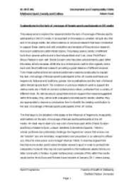 essay about effects of overpopulation