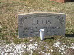 Etta Dawson Ellis (1906-1943) - Find A Grave Memorial
