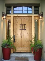 Front Doors : 2 Glass Panel Front Door Two Front Door Homes Home ...