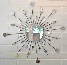 beautiful starburst mirror for your wall and interior decor idea starburst wall decor starburst wall