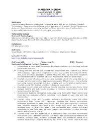 Sql Skills Resumes Sql Skills Resume Flightprosim Info