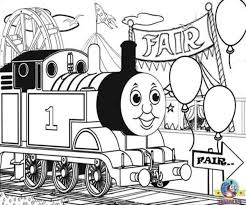 Small Picture Thomas The Train Printable Coloring Pages Bebo Pandco