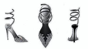Rene Caovilla Designer Emirati Designer Ahad Bin Haider Wins Rene Caovillas Shoe
