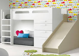 bunk bed with slide. Wonderful With Bunk Bed Train With Slide Babateen Children S Furniture Ireland Beds  And Tent Bunkbed Combination For