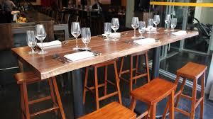 long bar table  youtube