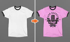 shirt design templates photoshop ringer t shirt mockup templates pack