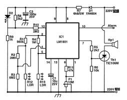 smoke detector circuit diagram the wiring diagram mains smoke alarms wiring diagram nodasystech circuit diagram