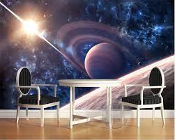 Space Bedroom Wallpaper Popular Space Wallpaper Buy Cheap Space Wallpaper Lots From China