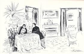 a character sketch of hedda in the book hedda gabler writework english illustration by christian krohg 1852 1925 of henrik ibsen s play hedda