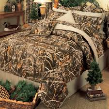 Realtree Max-4 Camo Comforter Set - Cal King - OUT OF STOCK