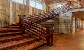 Staircase Railing Ideas twig beds rustic wood stair railings wood stair railing designs 5686 by xevi.us