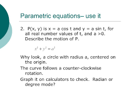 18 parametric