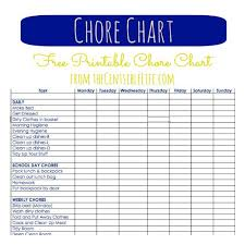 Teenage Allowance Chart Pin On Discipline