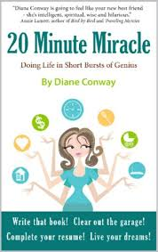Amazon.com: The 20 Minute Miracle: Doing Life In Short Bursts Of ...