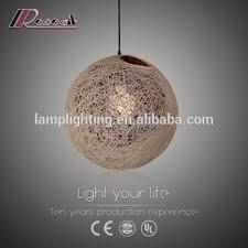 rattan pendant lighting. Natural Material Colorful Rattan Ball Pendant Lamp Lighting