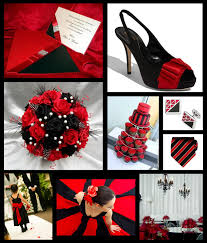 Red And Black Wedding Ideas Decorations All About Wedding Ideas