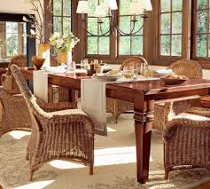 catchy wicker dining table and chairs and house doctor natural rattan dining chair beachy dining