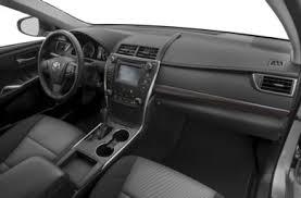 toyota camry 2016 interior. interior profile 2016 toyota camry