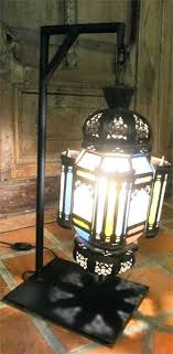 moroccan outdoor lighting. Moroccan Outdoor Lanterns Candle And Hanging Indoor Gorgeous Intended For Style Lighting . N