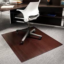 wood chair mat for carpet. Flooring Friendly Chair Mat For Carpet: Wood Carpet With Grey Area Rug R