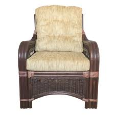 sherry furniture. lounge armchair sherry color dark brown with cushions handmade ecofriendly materials rattan wicker home furniture h