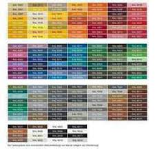 Ral Powder Coat Color Chart Powder Coating Ral Color Card Lakshmi Anodizers Service