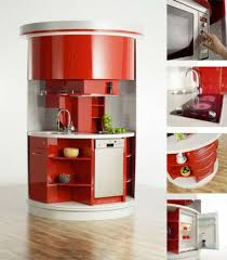 functional mini kitchens small space kitchen unit: circle kitchen has everything you need