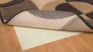 basement carpet underlayment non slip carpet grip poly rug pads natural fiber area rugs eco solid rug pad