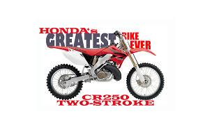 2018 honda 350 2 stroke. beautiful honda dirt bike magazine honda39s greatest the cr250r two stroke with regard  to 2018 honda 2 with 350 stroke 7