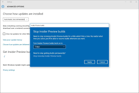 How To Join The Windows 10 Insider Preview Program Pcworld