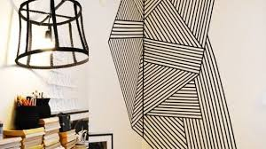 corner wall art amazing washi tape proyecto redecoracion pinterest within 6  on corner wall art pinterest with corner wall art awesome how you can decorate the empty corners in