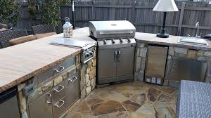 can i use my freestanding grill as a built in revolutionary