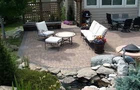 Paving Ideas For Backyards Painting Custom Design Inspiration
