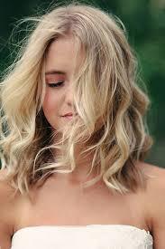 tousled waves for shoulder length hair