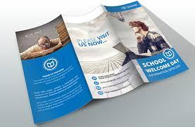 Educational Pamphlet Template 21 Kindergarten Brochure Templates ...