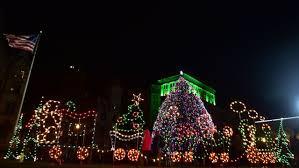 Christmas Lights In Elmira Ny Christmas Tree Lightings In Upstate Ny 2018 Event Festival