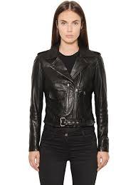 belstaff nappa leather biker jacket black women clothing belstaff motorcycle jacket luxuriant in design