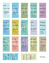 Recipe Labels Image Result For Essential Oil Printable Recipe Labels