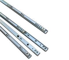 5 pairs ball bearing drawer runner pr 430mm draw depth for 17mm 10108