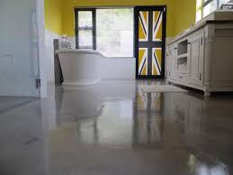 Screeding Bathroom Floor Maxicoatings