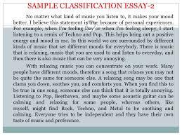division classification essay example essay example of  classification essay writing help ideas topics examples division classification essay example