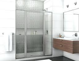 adjusting glass shower door image of shower door hinges south how to adjust framed glass shower