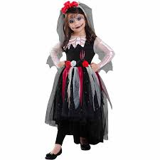Day Of The Dead Child Halloween Costume
