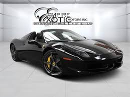ferrari 2014 white. 2014 ferrari 458 spider for sale in addison tx white