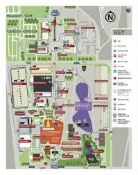 Ohio State University Horseshoe Stadium Seating Chart Fair Maps Ohio State Fair