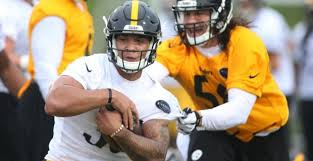 Pittsburgh Rb Depth Chart The Steelers Current Rb Depth Chart Without Leveon Bell