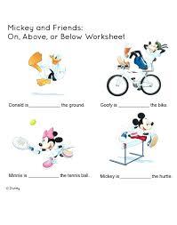 Worksheet Free Preposition Worksheets For Kids Worksheets For Kids ...