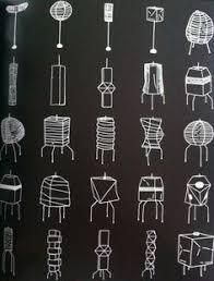 lighting drawing isamunoguchi 2 isamu noguchia noguchi akari noguchi lamps isamu noguchi furniture sketch lamp akari lamp akari furniture