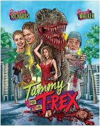 Tammy and the T-Rex (1994) (Limited Edition) – 101 Films Store